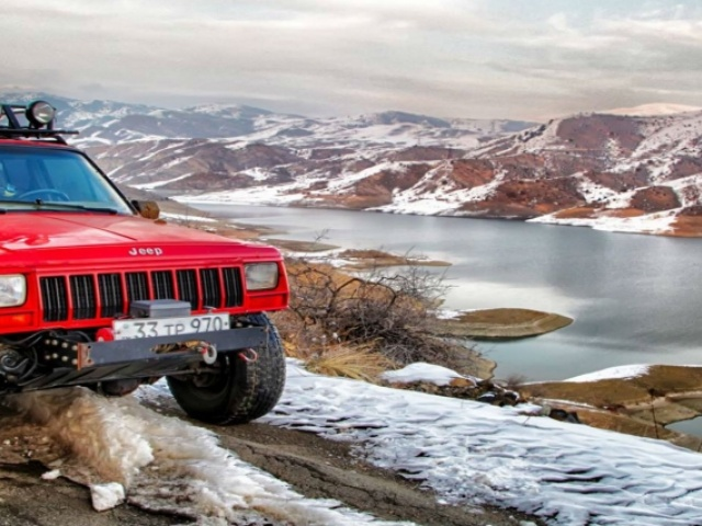 Jeeping to UNESCO Sites