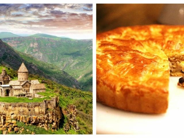 Guaranteed Departure Tour to Armenia