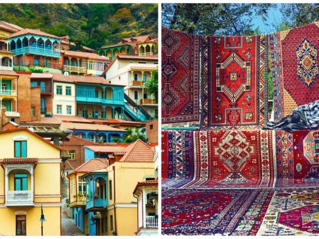 Armenia & Georgia