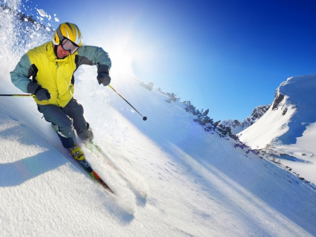 Ski Paradise in Armenia
